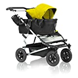 Mountain Buggy Duet Single Buggy, Cyber