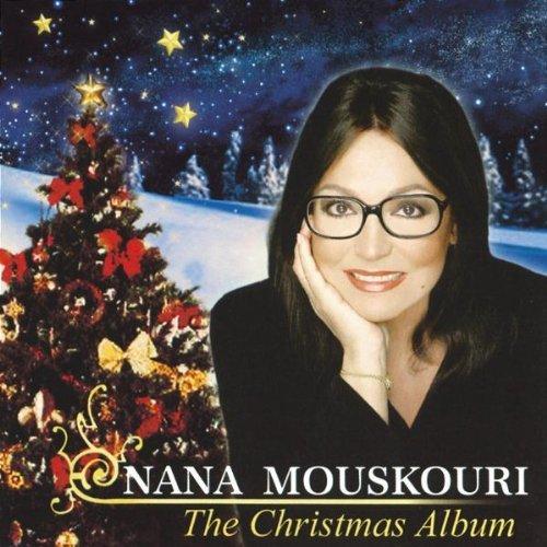 The Christmas Album by Nana Mouskouri (Mouskouri Nana Christmas Cd)