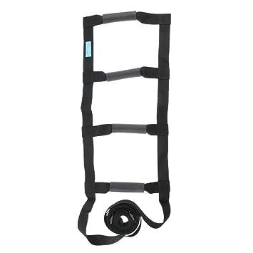 Baoblaze Cintura de Elevación Cintura de Elevación para Sillas de Ruedas Pieza de Respuesto - Negro 3: Amazon.es: Salud y cuidado personal