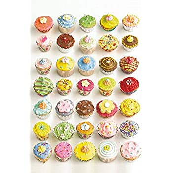 Amazon.com: Howard Shooter Cupcakes Poster Print: Cupcake Pictures ...