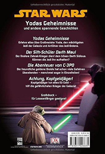 Star Wars Yodas Geheimnisse: Und Andere Spannende Geschichten ...