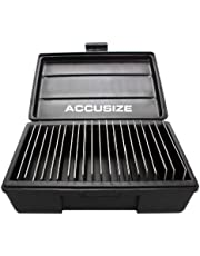 Accusize Industrial Tools 1/32'' x 6'' (Width x Length) Ultra Thin Parallel Set, 20 Pairs/Set, 0.0001'' Parallelism, EG01-6919