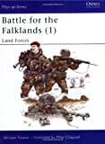 Battle for the Falklands (1), William Fowler, 0850454824