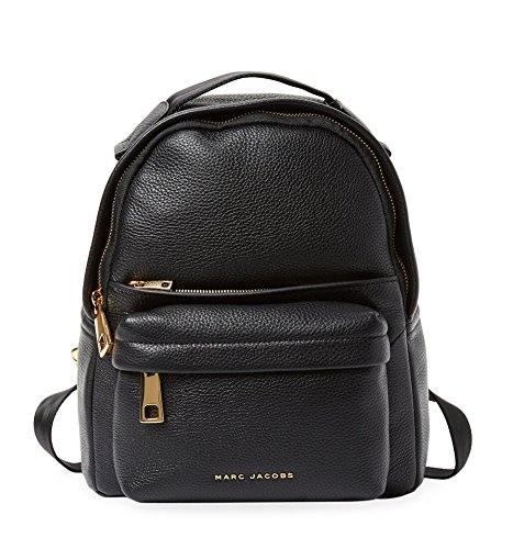 - Marc Jacobs Mini Leather Backpack (Black)