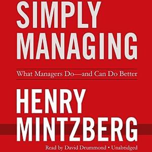 Simply Managing Hörbuch