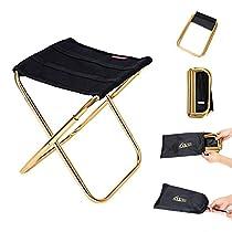 ANBURT アウトドアチェア 収納バッグ付き 折り畳み式 椅子 携帯便...