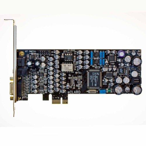 HT Omega eClaro 24-bit 192 kHz Sound Card