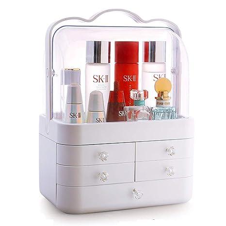 Amazon.com: Organizador de maquillaje Sooyee, cajas de ...