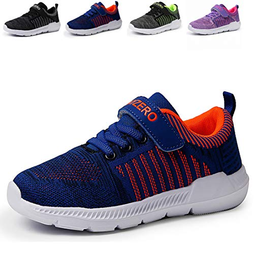 Vivay Kids Tennis Shoes Breathable Athletic Running Sneakers Boys & Girls