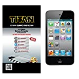 TITAN EXTREME SURFACE PROTECTION Screen Protector for iPod Touch 4th Generation with Break and Scratch Protection