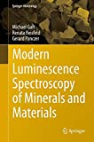 img - for Modern Luminescence Spectroscopy of Minerals and Materials (Springer Mineralogy) book / textbook / text book