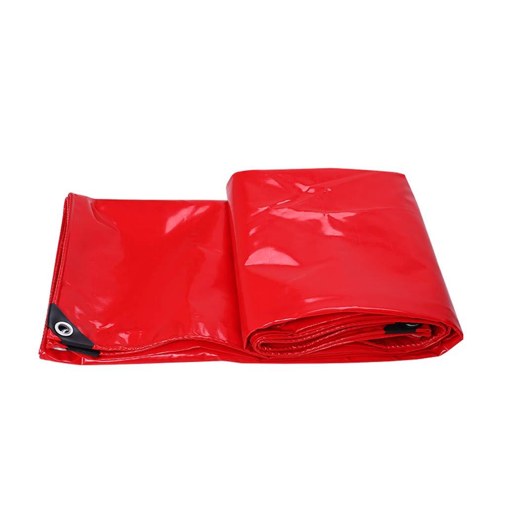 Abdeckplane LITING Regenfestes Tuch wasserdicht und staubdicht im Freien verdickend Multifunktionssonnenschutz (größe   2  4m)