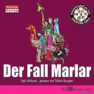 Der Fall Marlar (Kokolores & Co. 7) Hörbuch
