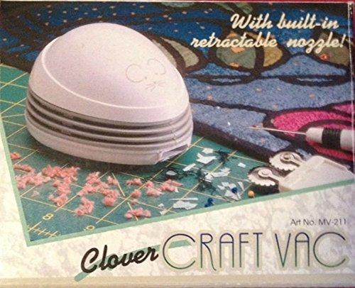 Clover Craft Vac w/Built-in Retractable (Retractable Nozzles)