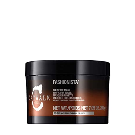 Catwalk by TIGI – Fashionista Brunette Mask for Warm tones 200 g by Catwalk by TIGI