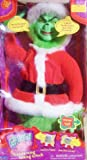 "Dr. Seuss How The Grinch Stole Christmas Transforming Talking Grinch 20"" Doll"