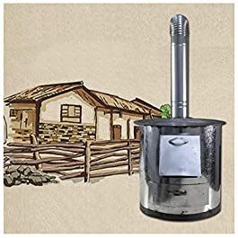 Z6 Household Portable Stove – Travel Outdoor Camping Wood Stove, Multi-Functional Energy-Saving Stove
