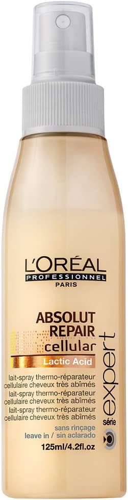 L'Oréal Series Expert ABS Cell Thermo Spray 125 ml, 1 paquete (1 x 125 ml)