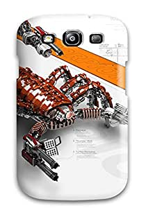 Snap On Case Cover Skin For Galaxy S3(other) 4147627K96085349