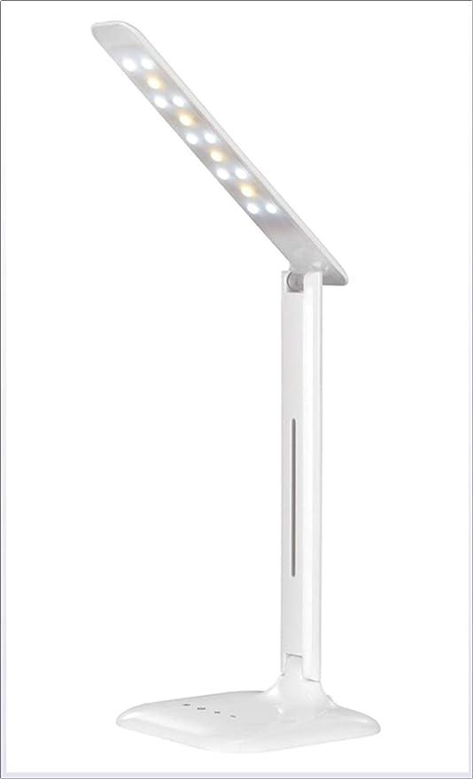 WSZLSD Lámparas de Escritorio Lámpara de Mesa LED, Control táctil ...