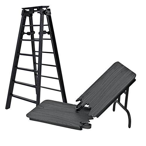 Table & Ladder for WWE Jakks Mattel Wrestling Action Figures (Wwe Table Ladders And Chairs)