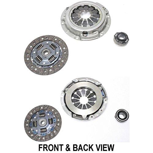 Diften 410-A0289-X01 - New Clutch Kit Ford Aspire 97 96 95 94 Festiva 93 92 91 90 89 88 1997 1996 (Ford Aspire Clutch Kit)