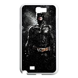 Samsung Galaxy N2 7100 Cell Phone Case White Batman Phone Case Cover Protective Hard CZOIEQWMXN22727