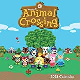 Animal Crossing 2021 Wall Calendar
