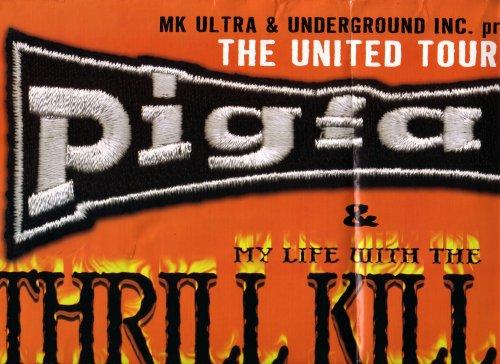 The United Tour: Pigface & My Life with the Thrill Kill Kult, Zeromancer & Bile, Dj Scary Lady Sarah, the Mk Ultravixxxens, Candyxxx of Bozo Porno Circus & Kami of - Porno Poster