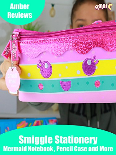 Items Notebook - Amber Reviews Smiggle Stationery Mermaid Notebook Pencil Case and More