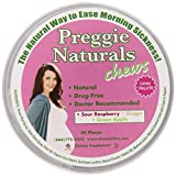 Three Lollies Preggie Naturals Chews for Morning Sickness Relief, 48 count