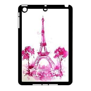K-G-X Phone case For Ipad Mini 2 Case Case-Pattern-5 Retro Eiffel Tower Protective Back Case