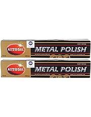 Autosol 2X Metal Polish Edel Chroomglans Metal Polish Chrompolitoer 75 ml