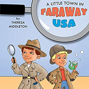 A Little Town in Faraway USA Audiobook