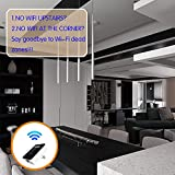 DEBBIECTY MSRM US300 300 Mbps Wireless-N WiFi Range Extender, 2.4 GHz WiFi Repeater With 360 Degree Full Coverage