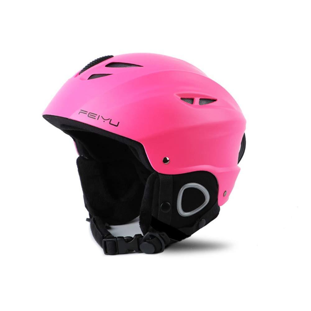 1-1 Leichtgewicht Skifahren Helm,Einstellbar Schutzausrüstung Für Erwachsener Fahrrad Rollerblading Roller Sports.
