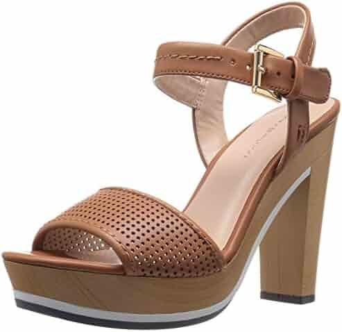 Tommy Hilfiger Women's Weslee Heeled Sandal