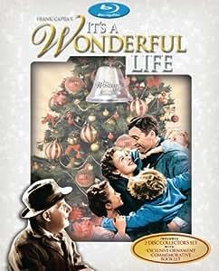 It's a Wonderful Life [Blu-ray] (Bilingual) [Import]