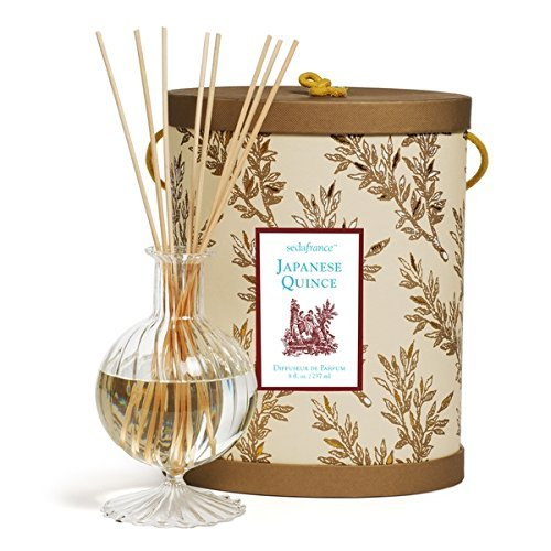 Seda France Diffuser Collection - Japanese Quince by Seda (Seda France Japanese Quince Diffuser)