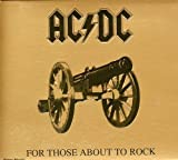 For Those About To Rock [We Salute You] by AC/DC (2003-05-05)