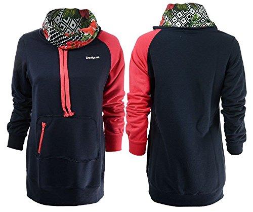 Desigual Damen- Sweatshirt Sweater B