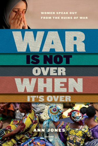 Book cover for War Is Not Over When It's Over