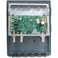 35DB UHF SHIELDED MASTHEAD AMP