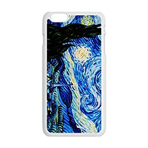 van gogh starry night Cell Phone Case for iPhone plus 6