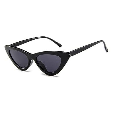 BLDEN Mujer Gfas De Sol Gafas Gato Ojos Polarized,Retro Moda Estilo Vintage Gafas Para Mujer