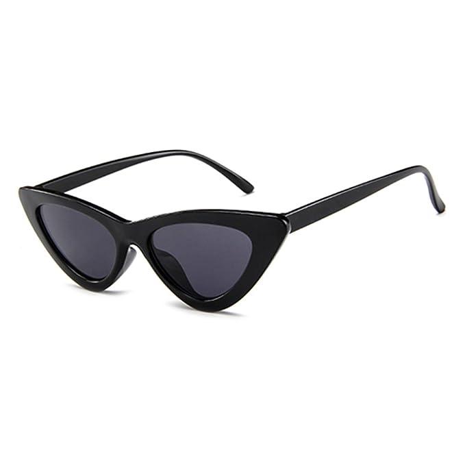 e6eb8ecd6a BLDEN Mujer Gfas De Sol Gafas Gato Ojos Polarized, Retro Moda Estilo  Vintage Gafas Para Mujer GL1002-B-B: Amazon.es: Ropa y accesorios