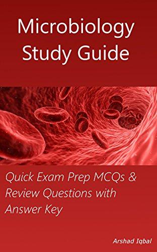 Microbiology Study Guide: Quick Exam Prep MCQs & Review