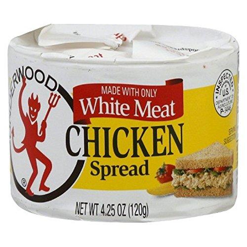 Underwood Chicken Spread, 4.25 oz