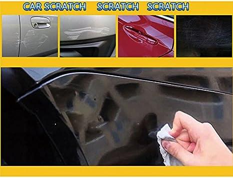 per la riparazione di graffi e segni leggeri sulla carrozzeria per una riparazione rapida e magica panno per rimozione graffi auto effetto lucidante Hete-supply per la rimozione di catrame e ruggine