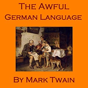 The Awful German Language Audiobook